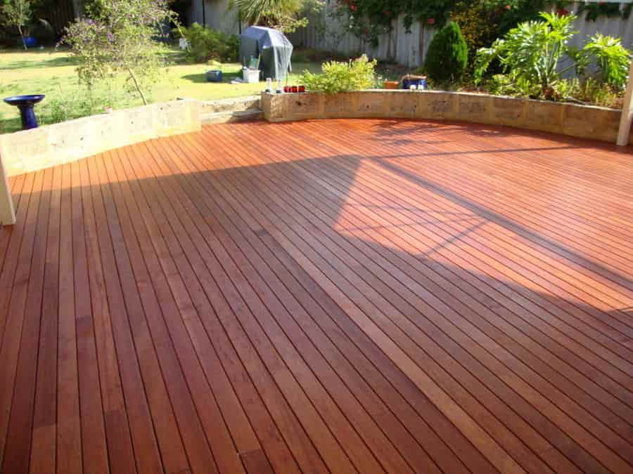 timber decking specialists fremantle perth carpentry services